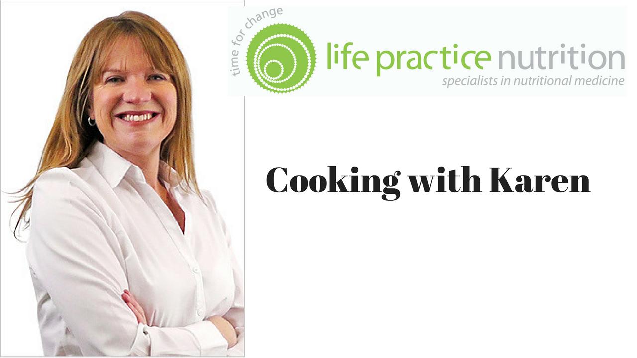 Cooking with Karen